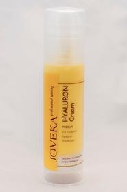 Sonnenbank Anwendung, Hauttyp Sonne Kosmetik, Hyaluron Cream Joveka