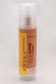 Bräunungsverstärker Hautalterung, Vitamin E Sonnenkosmetik, Joveka Coffee Cream